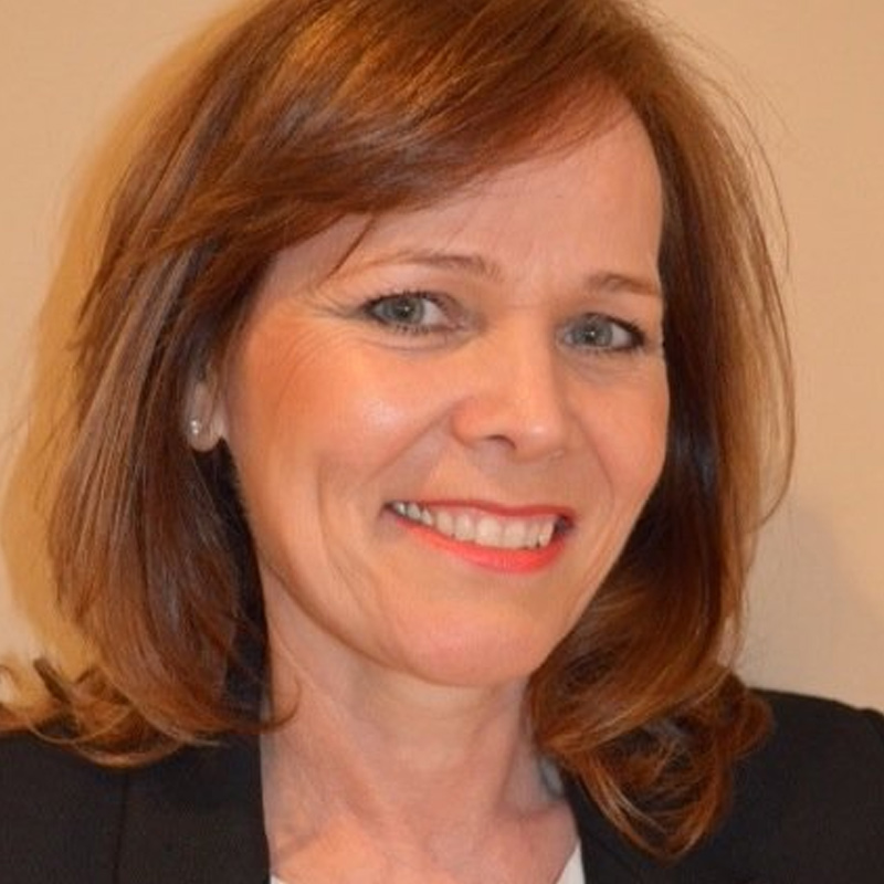 Dr Deirdre Hughes OBE